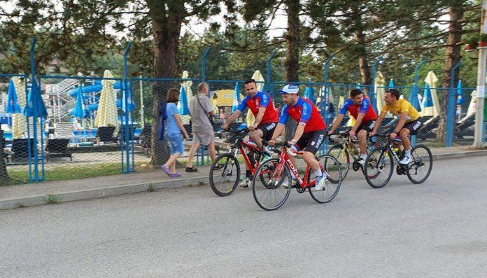 U Mionici su u toku prpreme za Međunarodnu biciklističku trku. Jedna od etapa će se voziti u ovoj varoši.